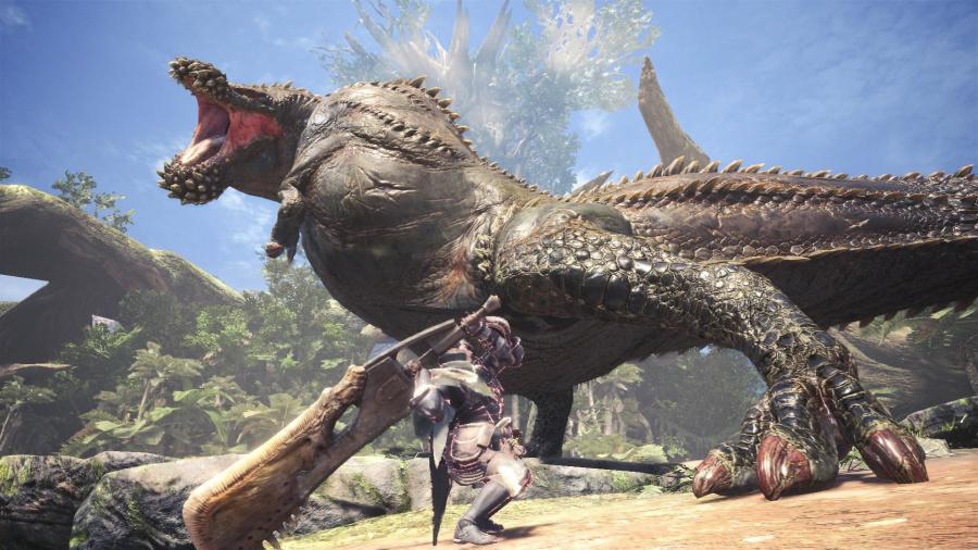 Monster Hunter: World Deviljho PS4 PlayStation 4