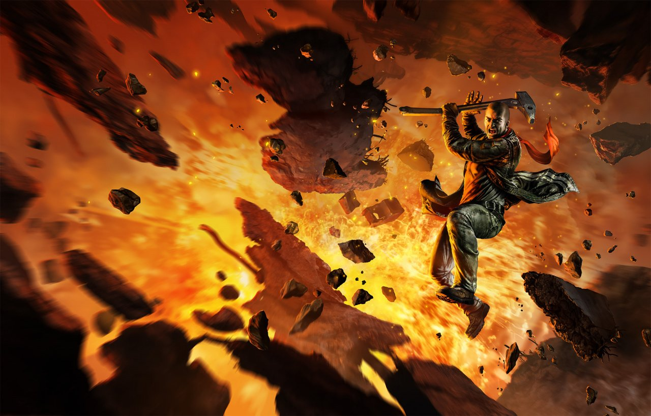 Red Faction: Guerrilla Re-Mars-tered Edition Confirmed