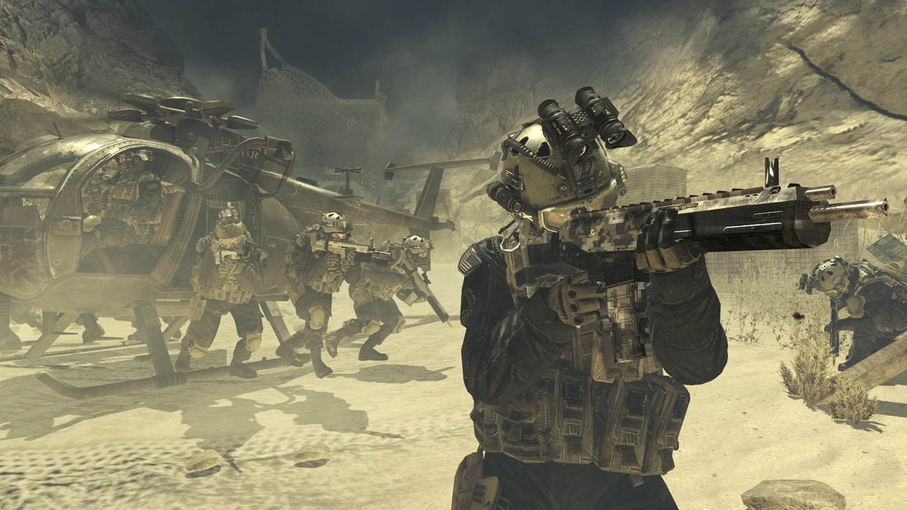 Rumour: Call of Duty: Modern Warfare 2 Remastered Spotted ...