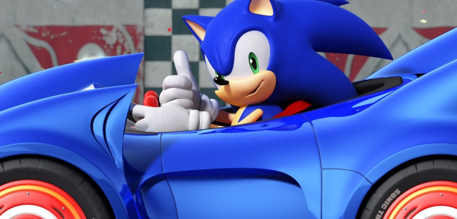 Sonic Racing PS4 PlayStation 4 1
