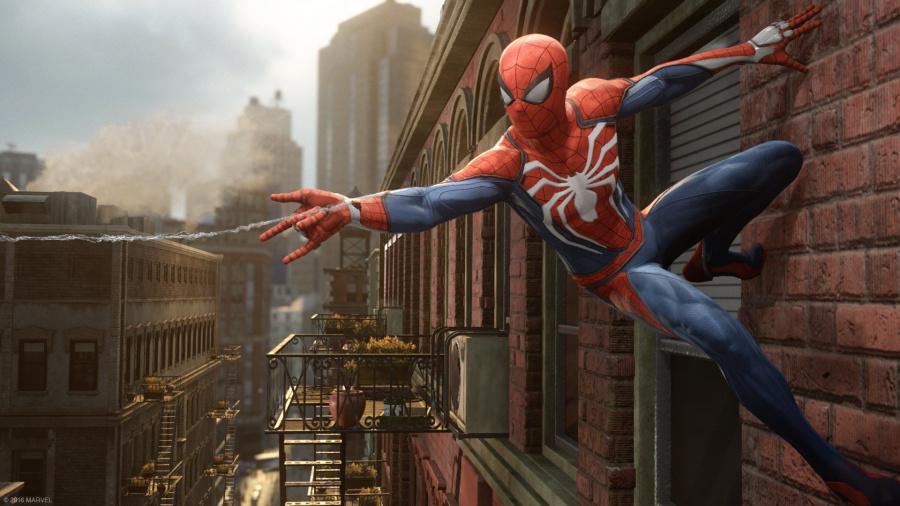 Spider-Man PS4 PlayStation 4 1