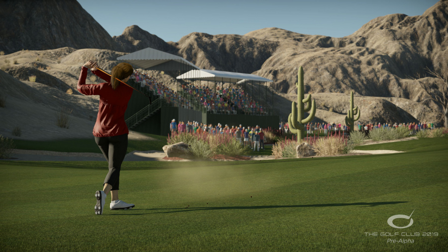 The Golf Club PS4 PlayStation 4 1