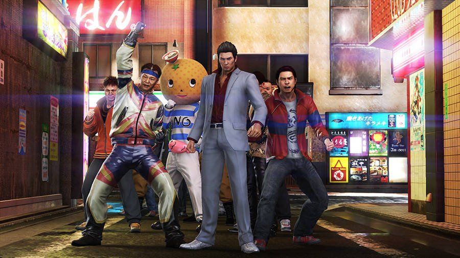 Yakuza 6 The Song of Life PS4 PlayStation 4 1