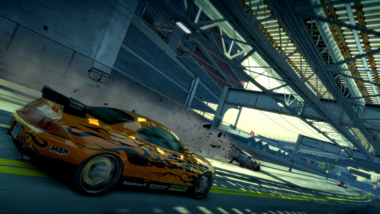 burnout paradise remastered patch smashes onto ps4 today push square. Black Bedroom Furniture Sets. Home Design Ideas