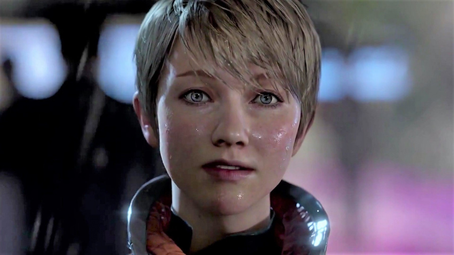 Detroit: Become Human PS4 PlayStation 4