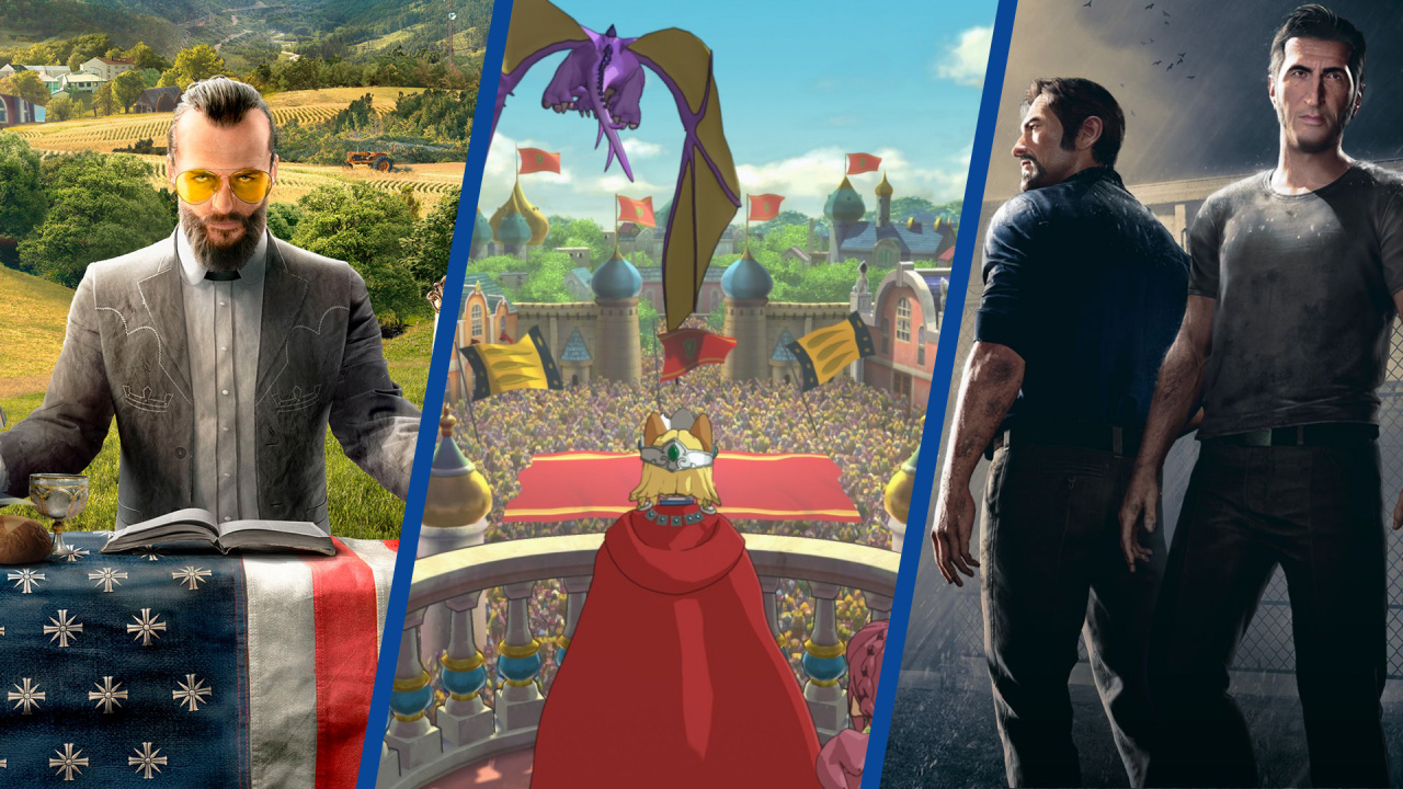 Biggest Games Of 2018 : Game of the month top playstation games march