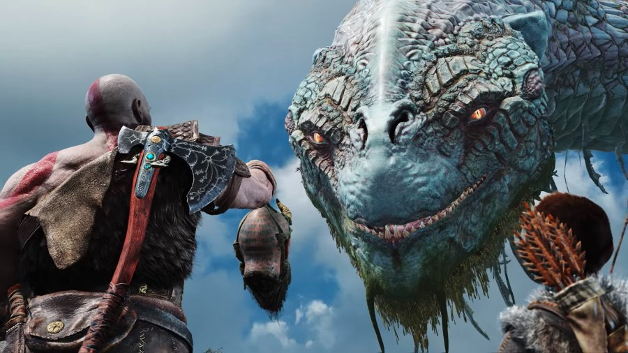 God of War PS4 PlayStation 4 Patch 1.17