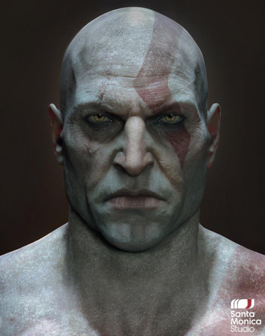God of War PS4 PlayStation 4 Kratos