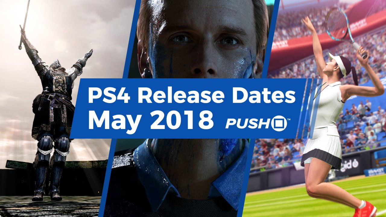 Ps4 Games That Are Releasing : New ps games releasing in may guide push square