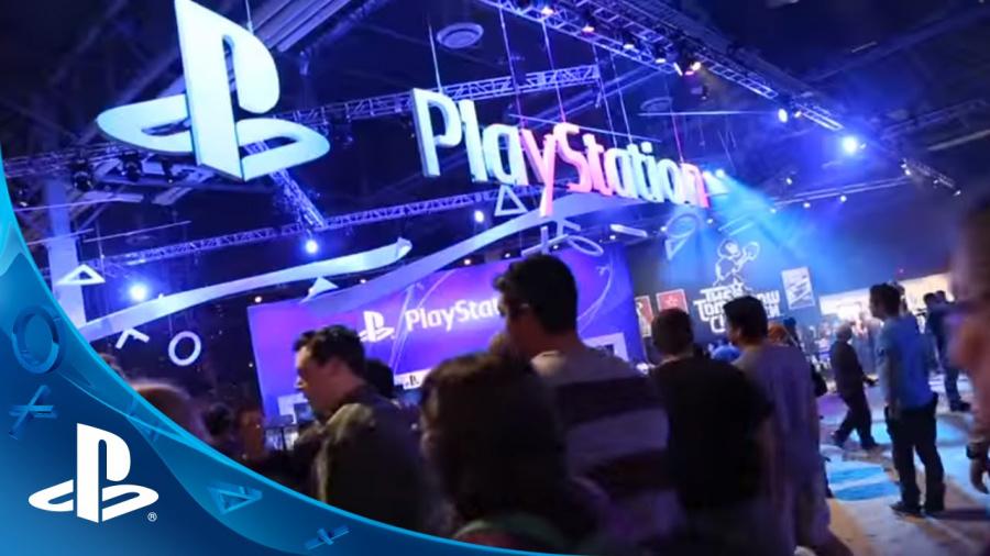 Sony PS4 E3 2015 Adam Boyes Shenmue III