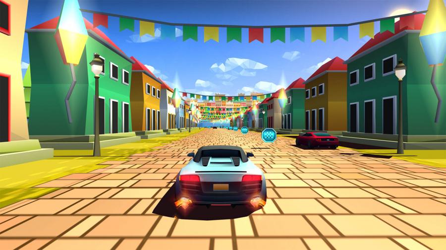 Horizon Chase Turbo PS4 PlayStation 4 1