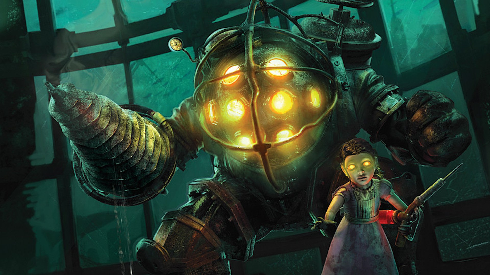 report 2k s working on a top secret bioshock title push square