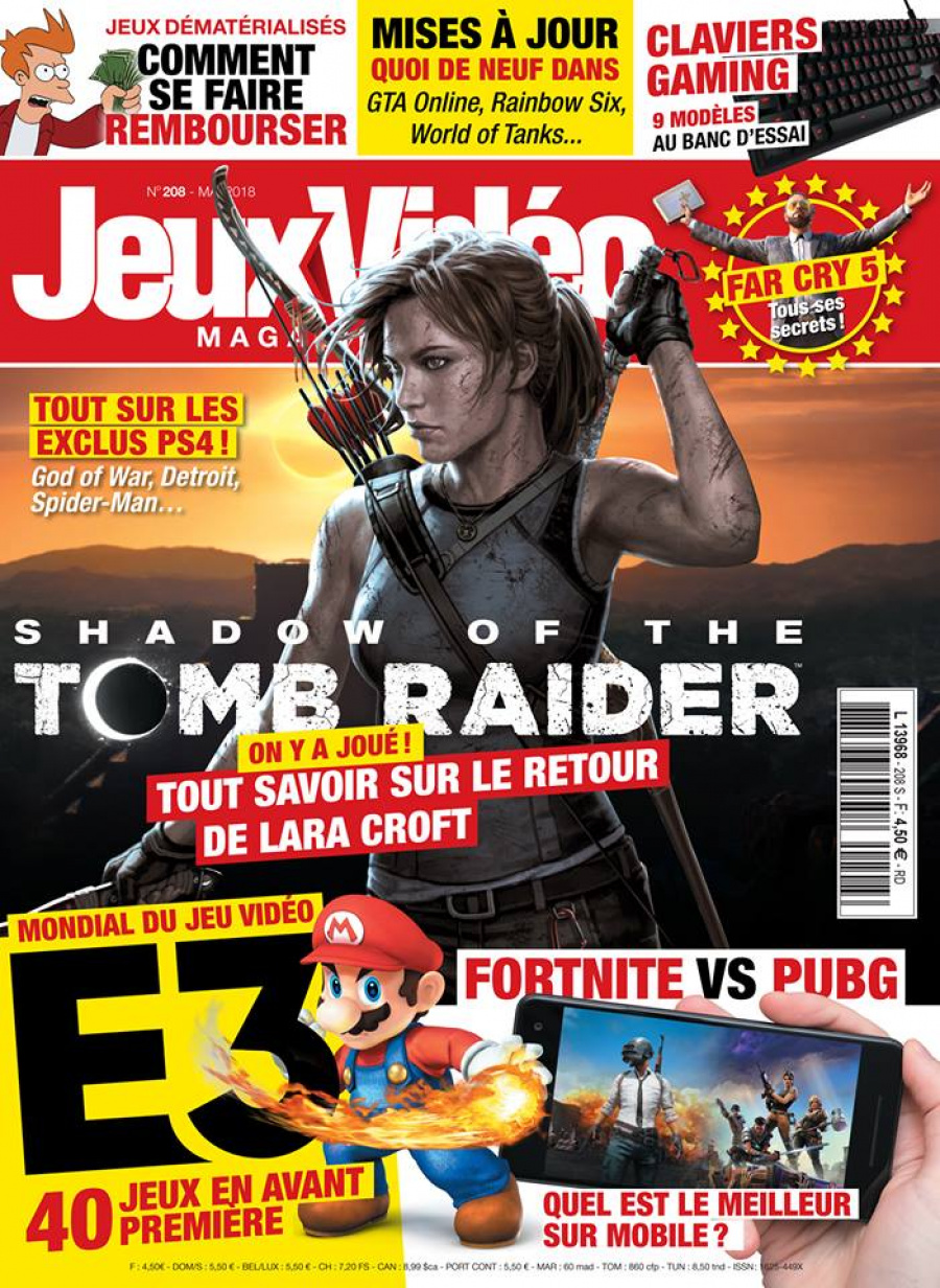 Shadow of the Tomb Raider PS4 PlayStation 4 6