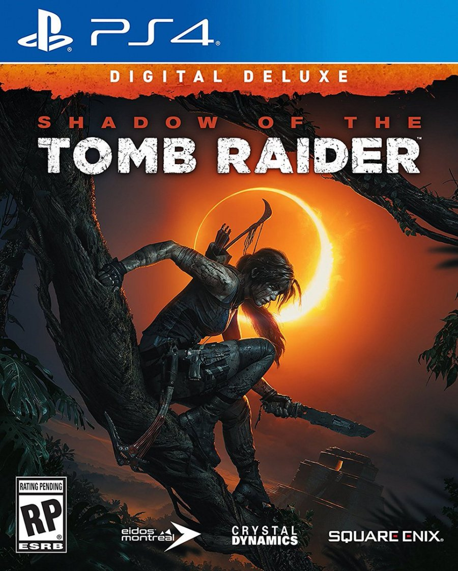 Shadow Of The Tomb Raider: Shadow Of The Tomb Raider Art And Assets Leak