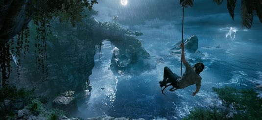 Shadow of the Tomb Raider PS4 PlayStation 4 8