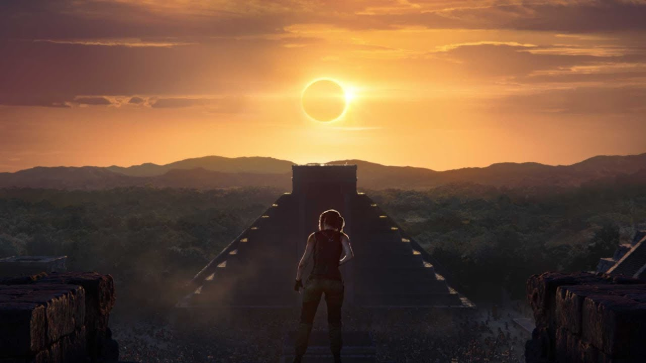 Shadow of the Tomb Raider video game screenshots & version info leak online