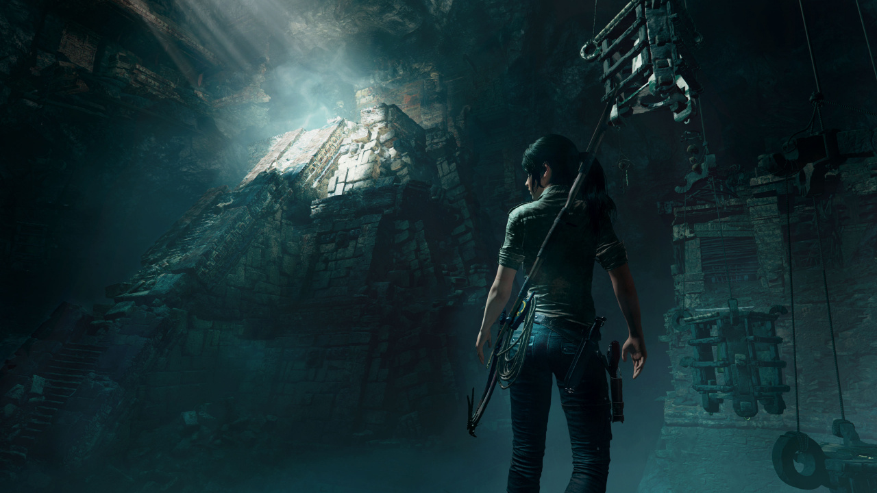 Shadow of the Tomb Raider's Season Pass Adds Post-Release ...