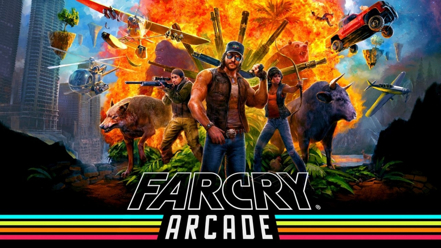 Far Cry 5 PS4 PlayStation 4 1