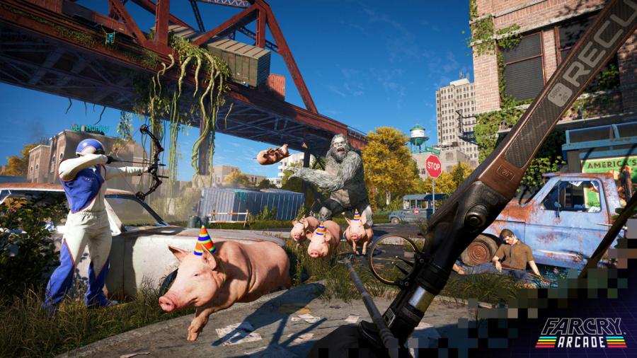 Far Cry 5 PS4 PlayStation 4 2