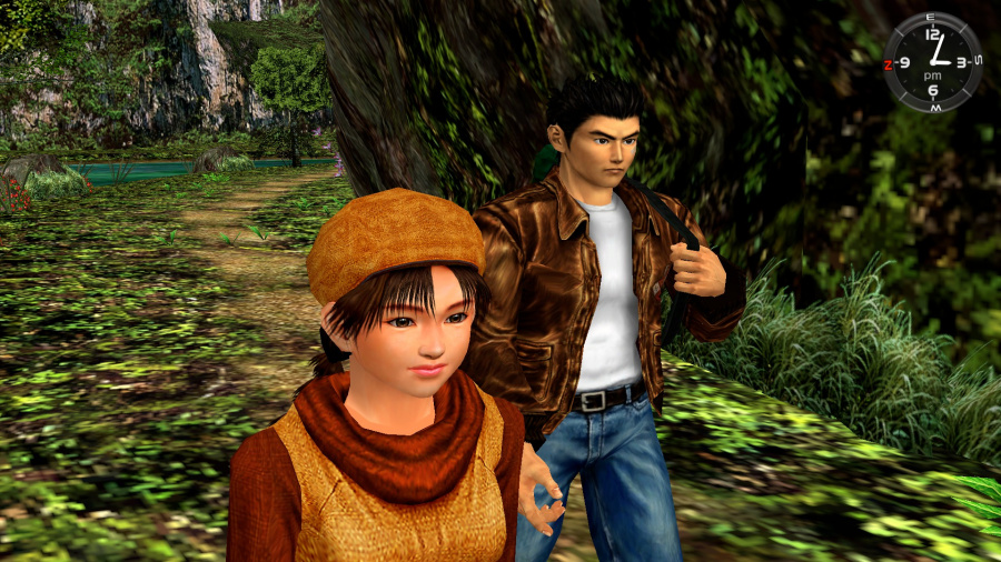 Shenmue I & II PS4 PlayStation 4 3
