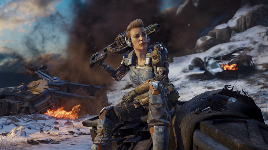 Call of Duty: Black Ops 4 Single Player Campaign PS4 PlayStation 4