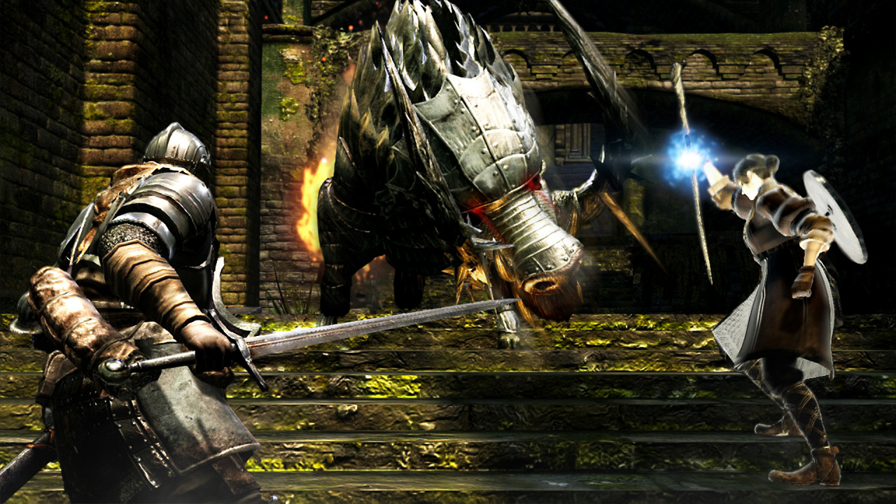 Bandai Namco Unveils Dark Souls Remastered Stress Test, May 11-12