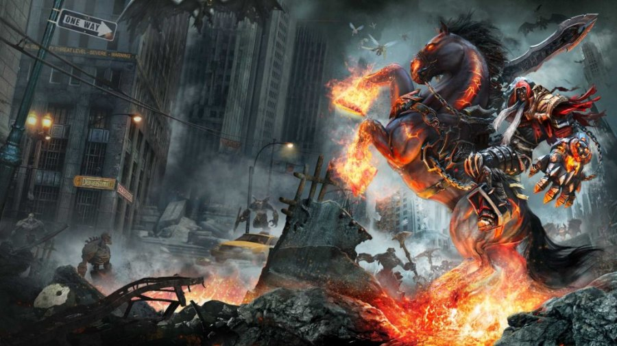 Darksiders Warmastered Edition PS4 PlayStation 4 1