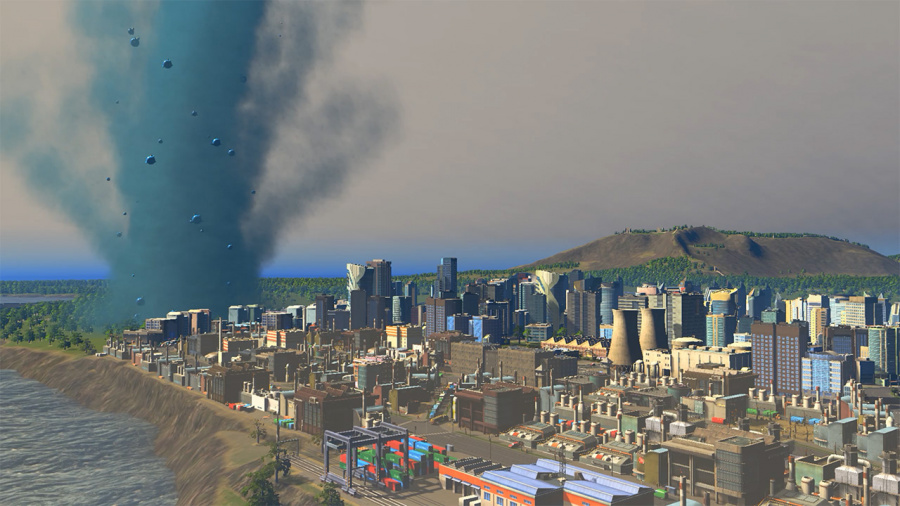 Cities: Skylines - Natural Disasters PS4 PlayStation 4 2
