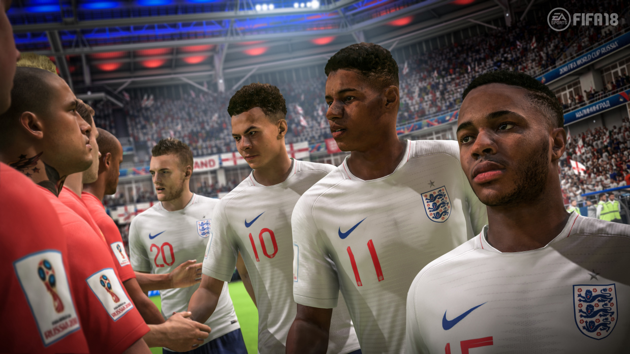 World Cup hype! The most awaited update of the season has finally arrived in  FIFA 18! The World Cup Mode is now available for download on PS4, XB1, Nintendo Switch and PC. Just fire up your consoles or PC (Origin) and the update will be downloaded automatically.