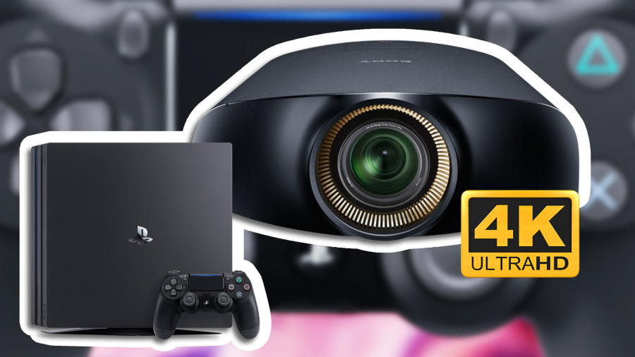 Best 1080p/4K Projectors for PlayStation 4 and PS4 Pro