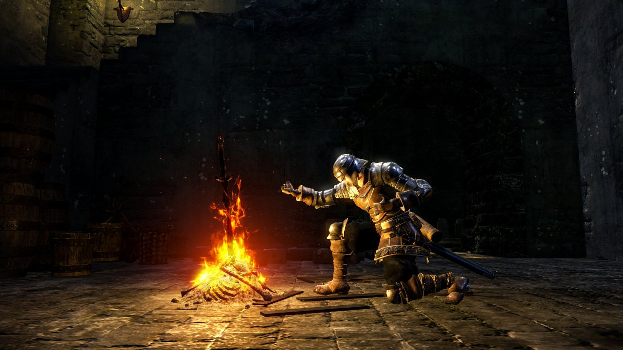 Dark souls remastered fire keeper locations and how