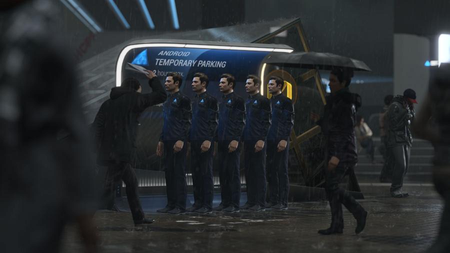 Detroit: Become Human FAQ PS4 PlayStation 4 6