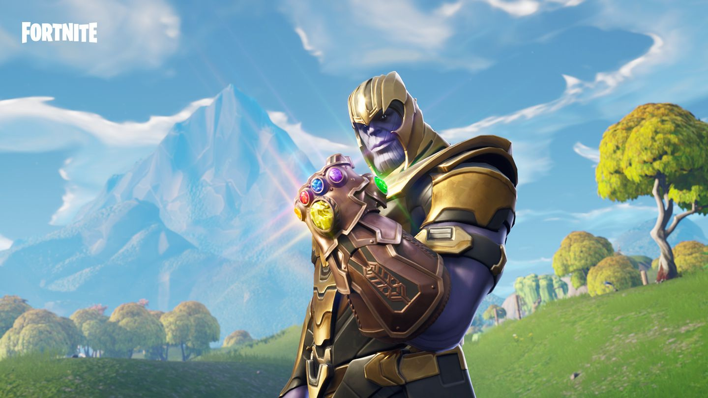 Fortnite How The Thanos Infinity Gauntlet Event Works