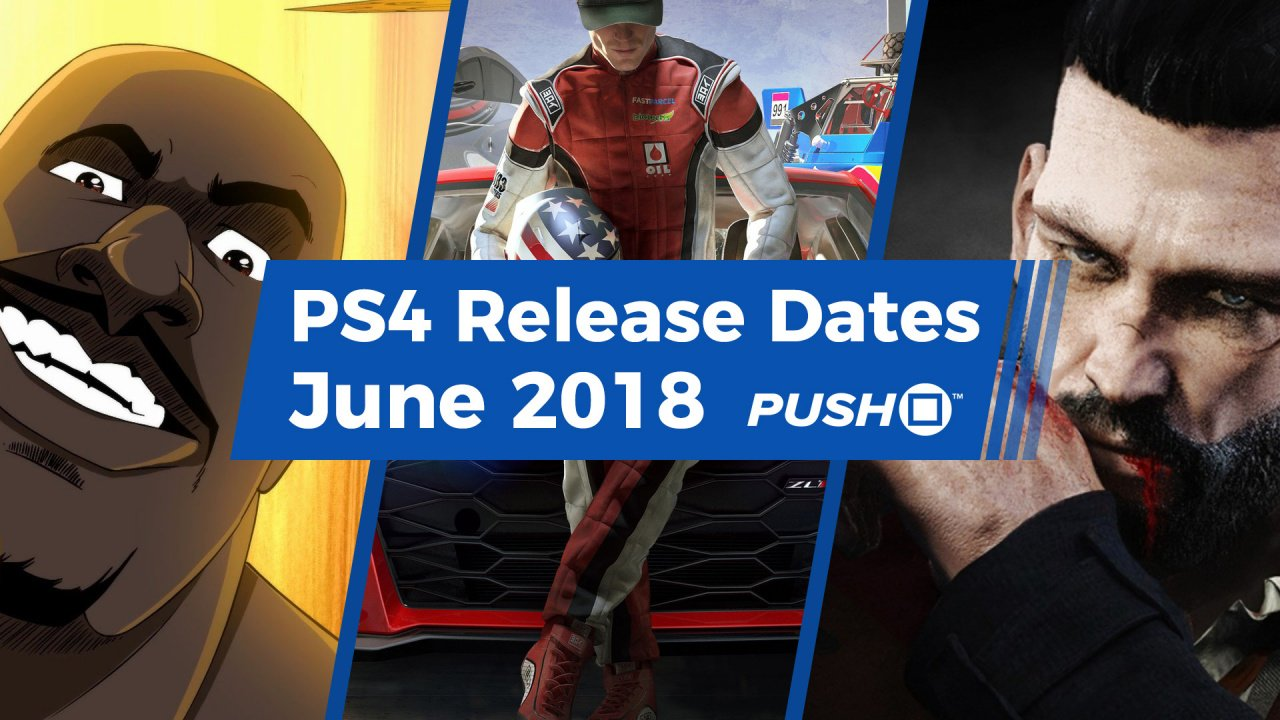 Ps4 Games That Are Releasing : New ps games releasing in june guide push square