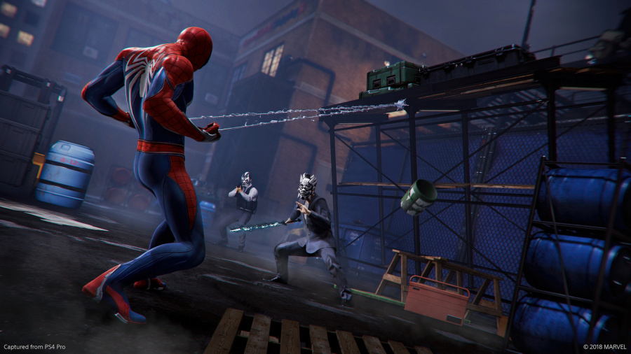 Spider-Man FAQ PS4 PlayStation 4 3