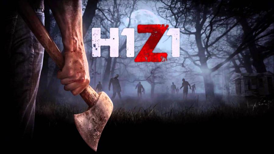 H1Z1 Battle Royale PS4 PlayStation 4 1