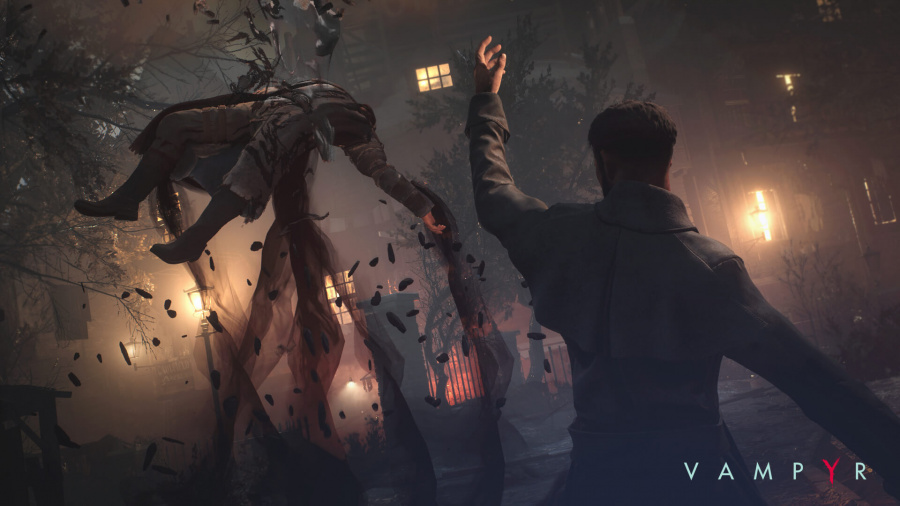 Vampyr PS4 PlayStation 4 4
