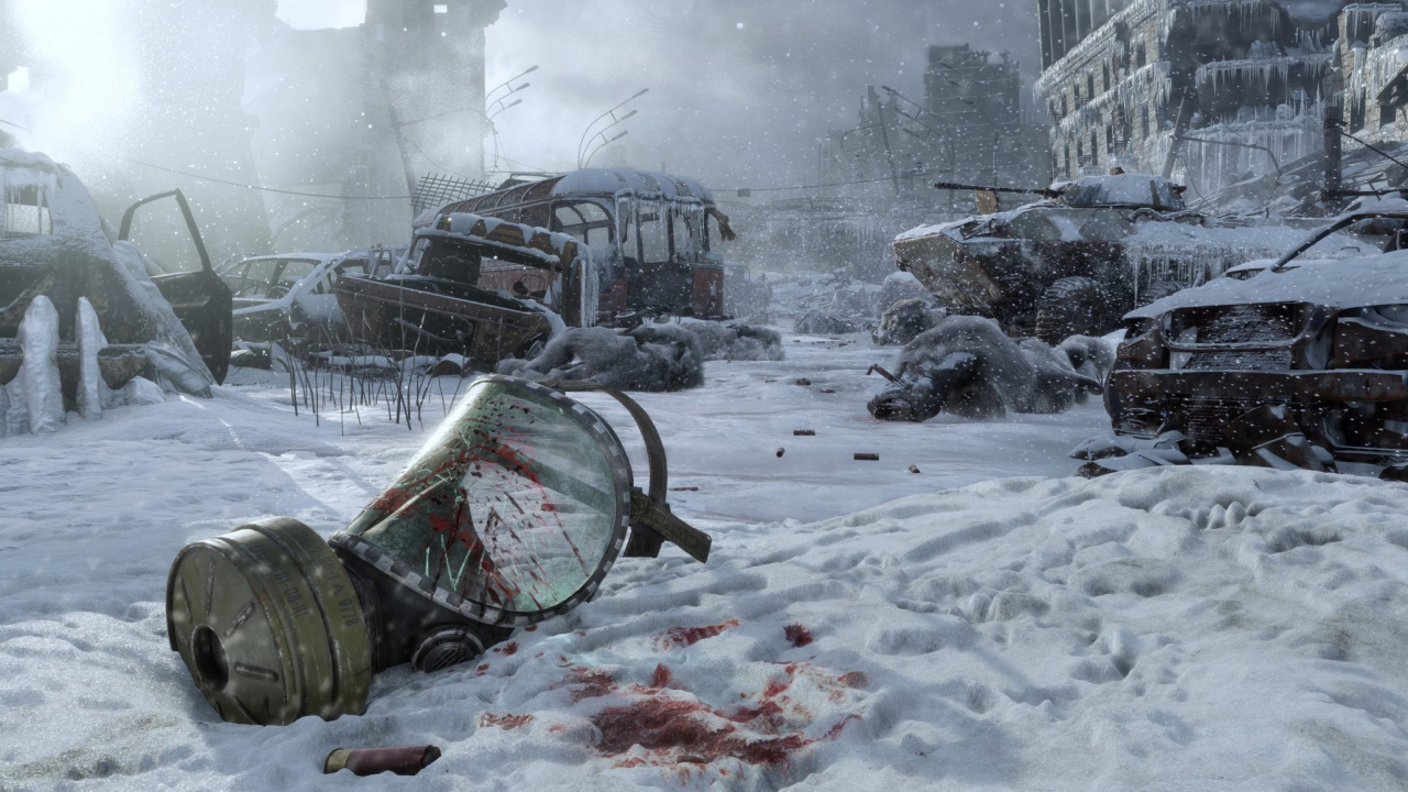 Metro Exodus Has Been Postponed Until Q1 2019