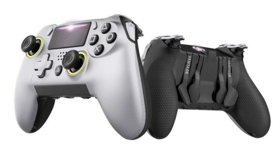 ps4 controller in xbox 360 shell