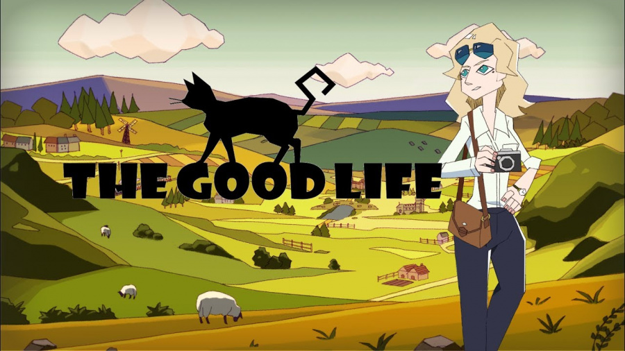 The Good Life PS4 PlayStation 4 1