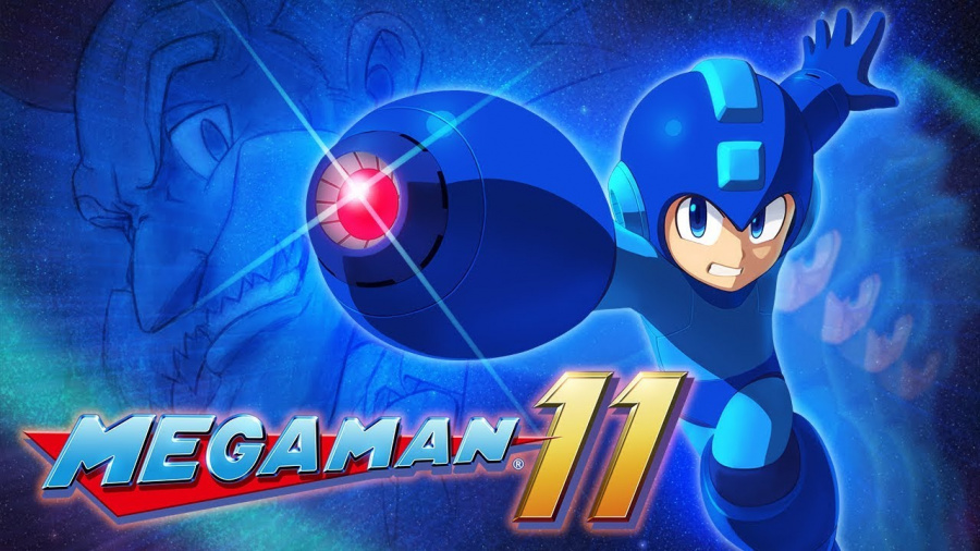 Mega Man 11 PS4 PlayStation 4 1