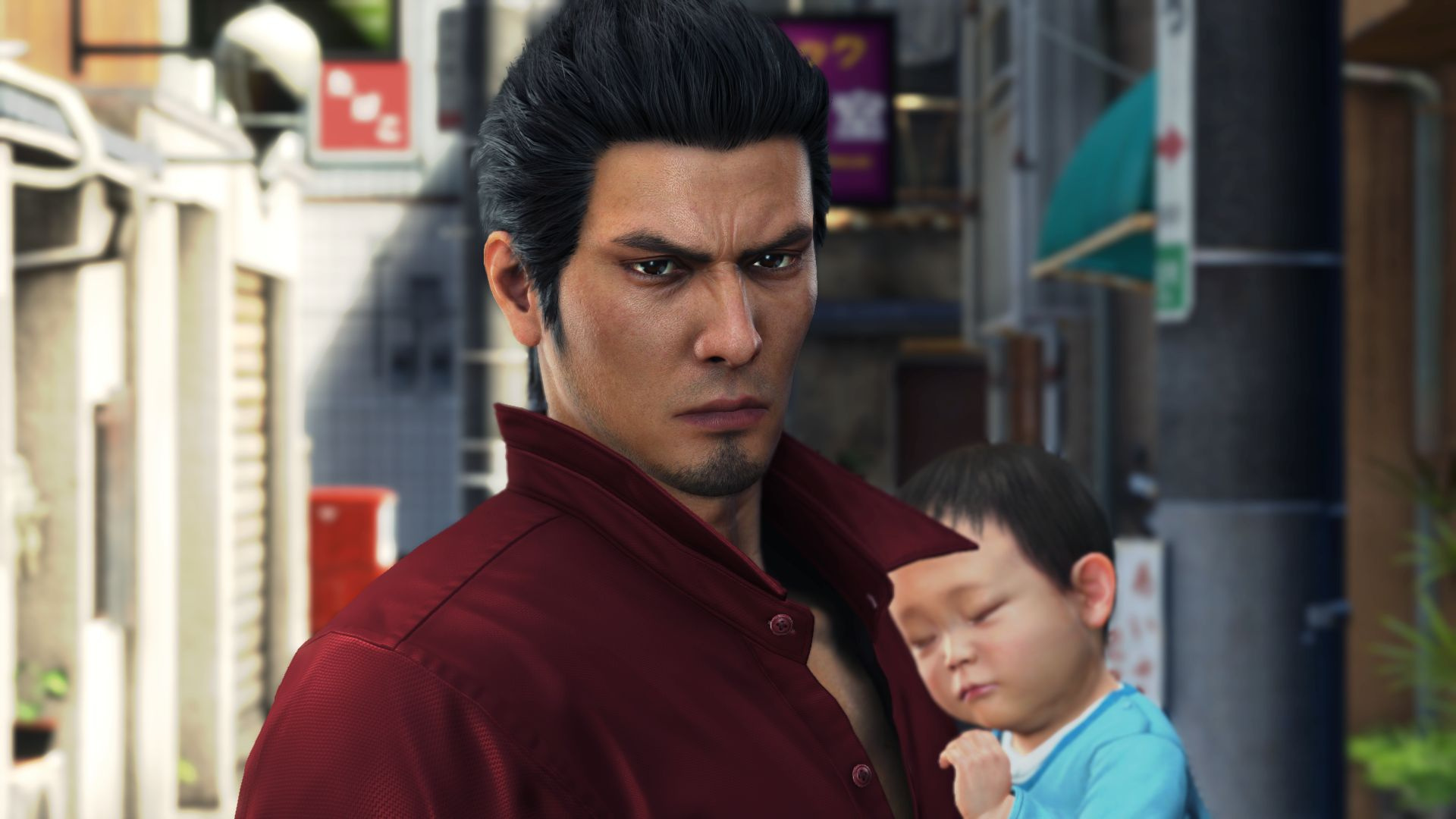 Sounds Like the Yakuza 3, 4, and 5 PS4 Remasters Will Head