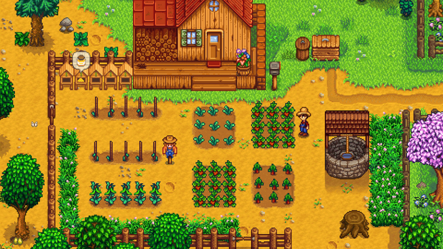 Stardew Valley PlayStation Vita Cross-Buy