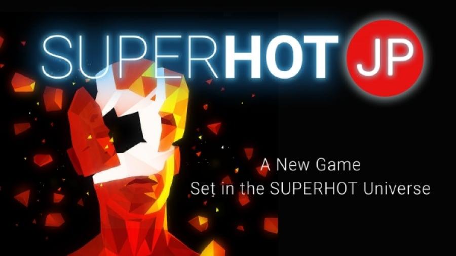 SUPERHOT JP PS4 PlayStation 4 1