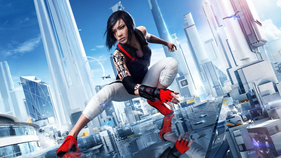 Mirror's Edge Catalyst PS4 PlayStation 4 1