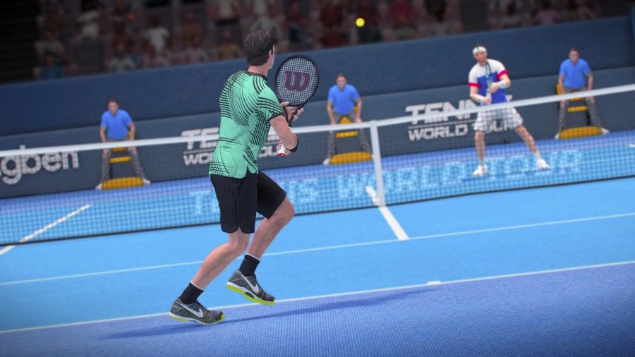 Tennis World Tour PS4 playStation 4 1