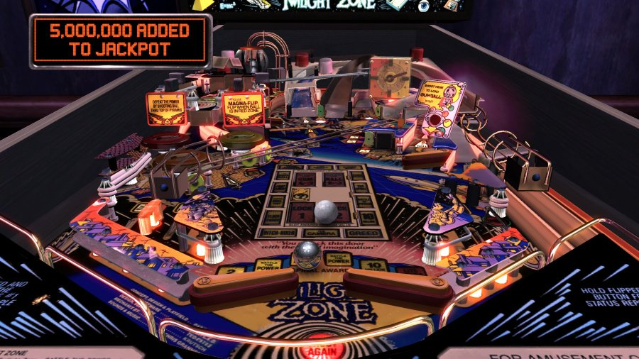 Twilight Zone The Pinball Arcade PS4 PlayStation 4 1