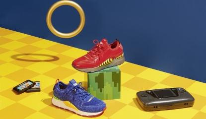 2baa07730cd1 News These Sonic the Hedgehog Sneakers ...