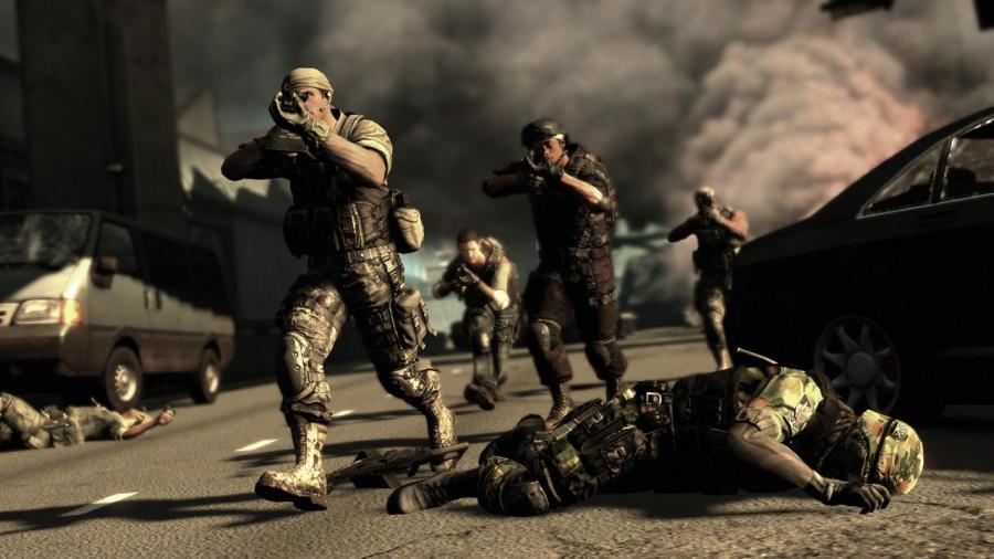 SOCOM PS4 PlayStation 4 E3 2018