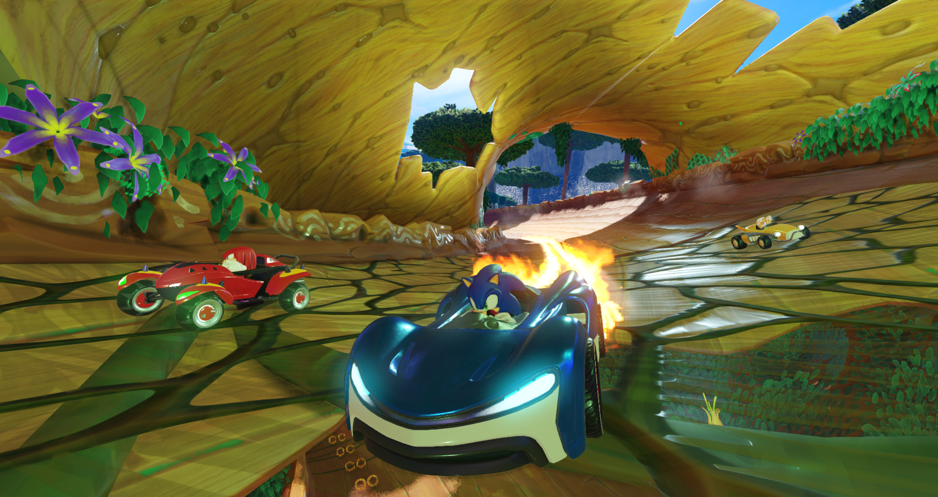 New Sonic Game For Ps4 : Walmart strikes again team sonic racing leaked via
